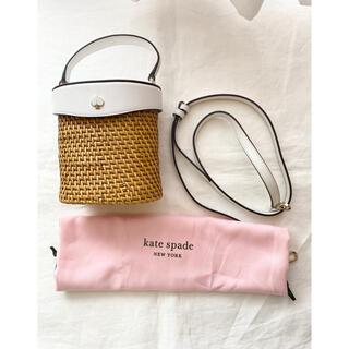 kate spade new york - ♧美品♧kate spade ケイトスペード カゴバッグ ショルダーバッグ