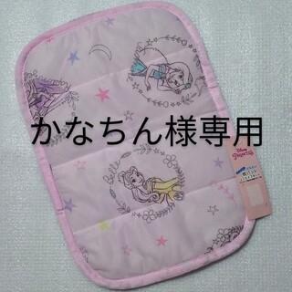 ディズニー(Disney)の新品未使用!Disney PRINCESSディズニープリンセス 冷感素材枕パッド(シーツ/カバー)