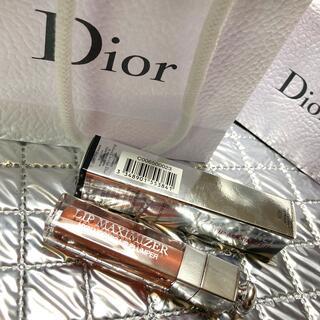 Dior - ☆ディオール・リップマキシマイザー限定色☆