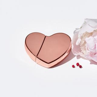 カイリーコスメティックス(Kylie Cosmetics)のKKW FRAGRANCE KKW HEARTS ROSE GOLD(香水(女性用))