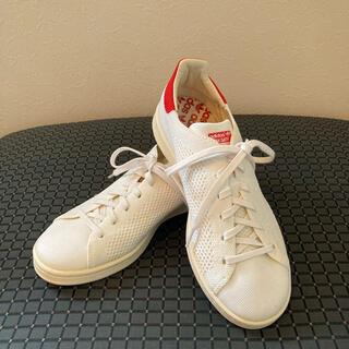 アディダス(adidas)のアディダス スタンスミス プライムニット ADIDAS STAN SMITH(スニーカー)