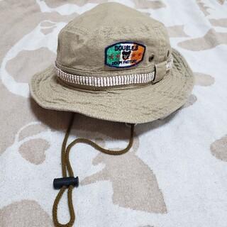 ダブルビー(DOUBLE.B)のミキハウス ダブルB  ハット50(帽子)