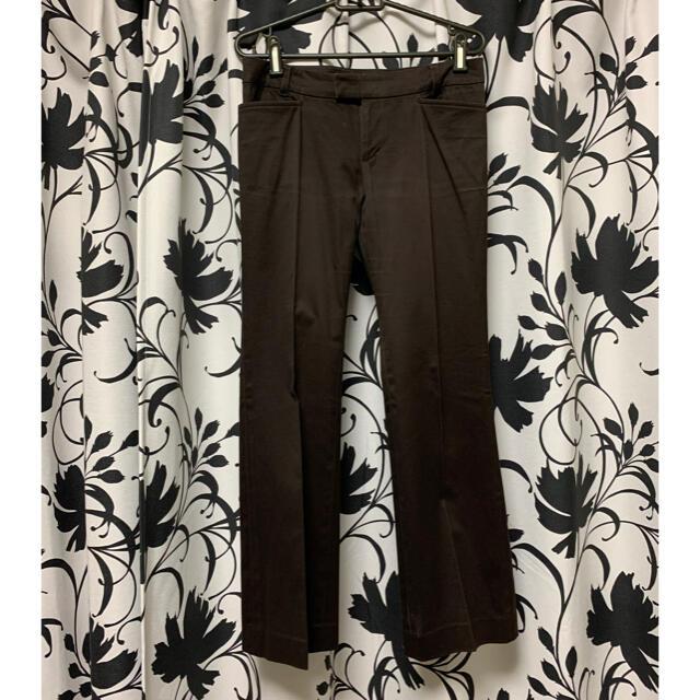 MICHEL KLEIN(ミッシェルクラン)のMICHEL KLEIN レディース パンツスーツ 38号 レディースのフォーマル/ドレス(スーツ)の商品写真