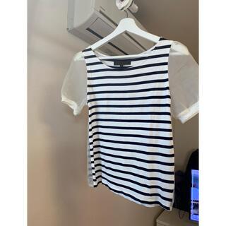 マーキュリーデュオ(MERCURYDUO)のTシャツ トップス(Tシャツ(半袖/袖なし))