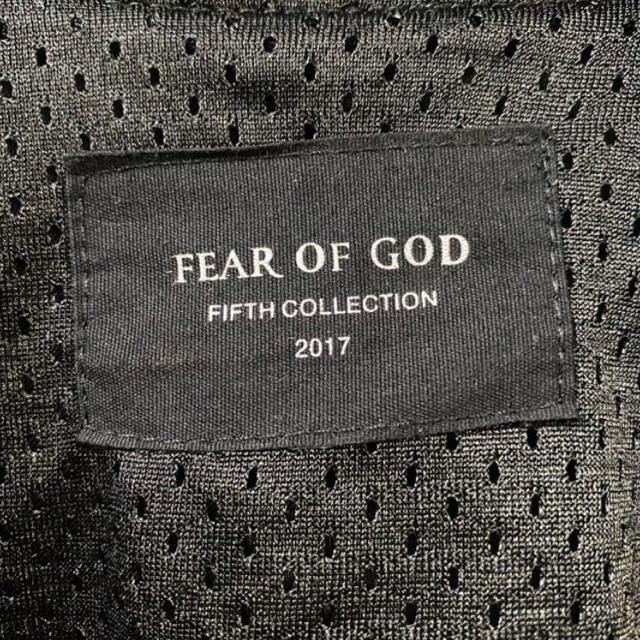 FEAR OF GOD(フィアオブゴッド)のdude9 ハーフジップジャケット最終値下げ価格 メンズのジャケット/アウター(ブルゾン)の商品写真