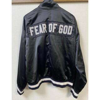 FEAR OF GOD - dude9 ハーフジップジャケット最終値下げ価格