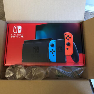 ニンテンドースイッチ(Nintendo Switch)のNintendo Switch スイッチ 本体 改良版(家庭用ゲーム機本体)