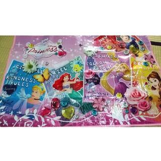 ディズニー(Disney)のディズニープリンセス レジャーシート 90×60(その他)