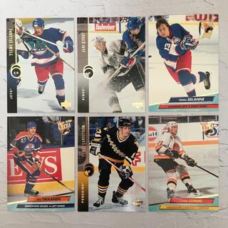 NHL『90年代 フィンランド人 名プレーヤー 6枚 セット』【中古】(スポーツ選手)