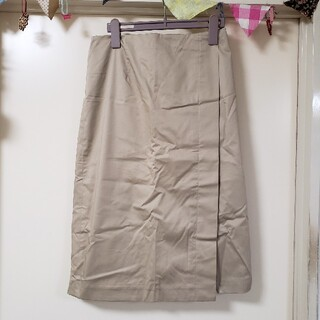 アルファキュービック(ALPHA CUBIC)のアルファキュービック タイトスカート(ひざ丈スカート)