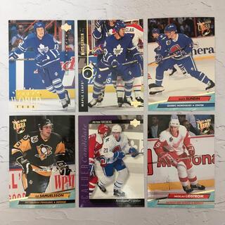 NHL『90年代 スウェーデン人 名プレーヤー 6枚 セット』【中古】(スポーツ選手)
