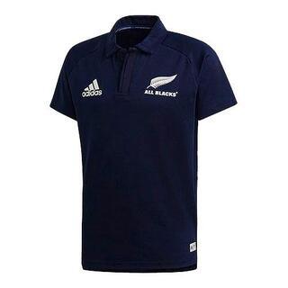 アディダス(adidas)のアディダス オールブラックス ポロシャツ 半袖 DN5995 サイズ2XO(ラグビー)