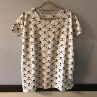 ポールアンドジョー(PAUL & JOE)のユニクロ ポール&ジョー UT Tシャツ PAUL&JOE 猫 L(Tシャツ(半袖/袖なし))