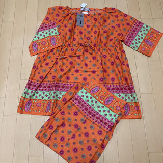 Wacoal - マタノアツコ パジャマ☆新品 Lサイズ☆ワコール高級ナイトウェア