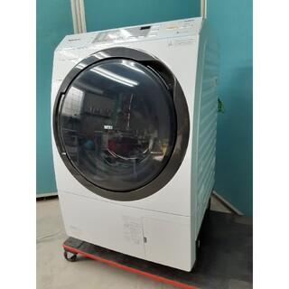 Panasonic - パナソニック ドラム式洗濯乾燥機10.0kg ダニバスター NA-VX3800L