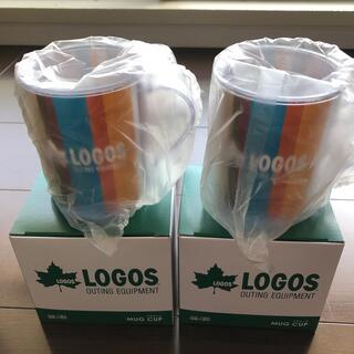 ロゴス(LOGOS)のLOGOS   ロゴス マグカップ2個(^^)(その他)