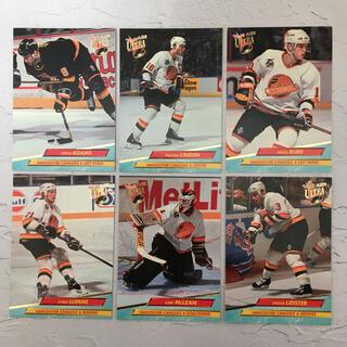 NHL『90年代 カナックス 名ライン カード 6枚 セット』レア品【中古】(スポーツ選手)