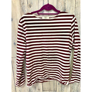 バックナンバー(BACK NUMBER)のボーダーシャツ(Tシャツ/カットソー(七分/長袖))