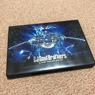 三代目 J Soul Brothers LIVE TOUR 2014「BLUE