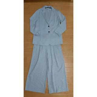 アルファキュービック(ALPHA CUBIC)の新品 LL  ALPHA CUBIC スーツ セットアップ   ワイドパンツ(スーツ)