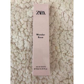 ザラ(ZARA)のZARA香水 ワンダーローズ(香水(女性用))