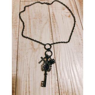 ゴーストオブハーレム(GHOST OF HARLEM)の鍵モチーフネックレス(ネックレス)