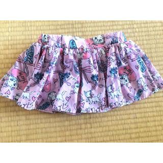 ディズニー(Disney)の女の子♡キュロットスカート♡110センチ(スカート)