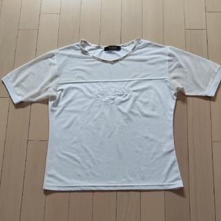 プラダ(PRADA)の[PRADA] Tシャツ(Tシャツ(半袖/袖なし))
