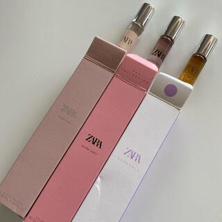 ザラ(ZARA)の新品未使用 ZARA香水3点セット(香水(女性用))