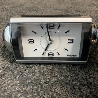 セイコー(SEIKO)の【セイコー】RAIDEN アラーム時計(置時計)