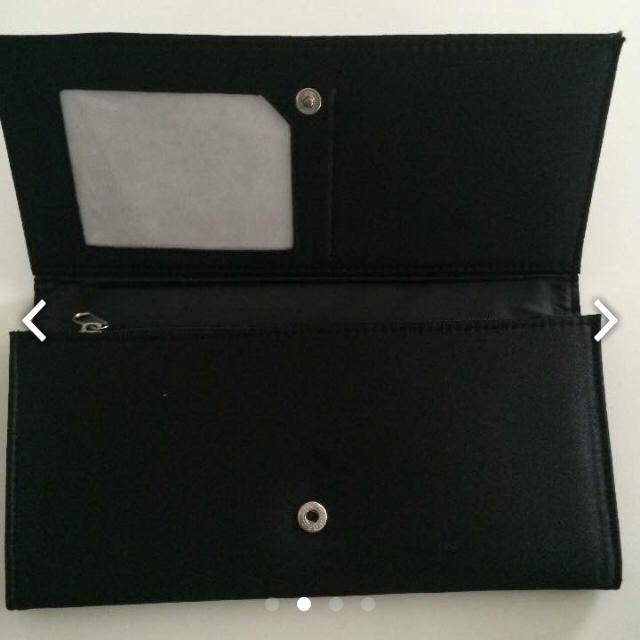 agnes b.(アニエスベー)のアニエスベー 長財布 黒 メンズのファッション小物(長財布)の商品写真