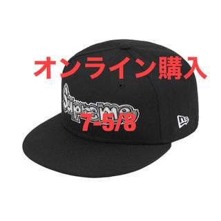 シュプリーム(Supreme)の21ss supreme Gonz Logo New Era(キャップ)