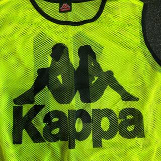 Kappa - ビブス kappa ゼッケン 10枚セット