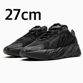 アディダス(adidas)のadidas Yeezy Boost 700 MNVN イージー Black(スニーカー)