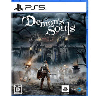 ソニー(SONY)のDemon's Souls PS5ソフト デモンズソウルズ(家庭用ゲームソフト)