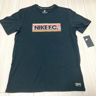 ナイキ(NIKE)のNIKE Tシャツ Lサイズ メンズ 黒(シャツ)