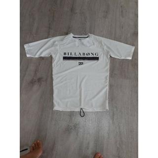 ビラボン(billabong)のBILLABONG men's Mサイズ 半袖ラッシュガード(水着)