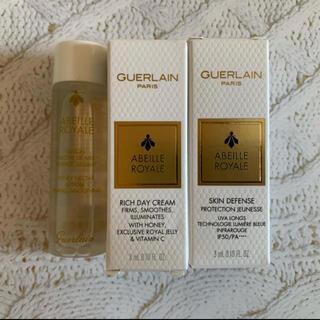ゲラン(GUERLAIN)のスキンケアサンプルセット(化粧水/ローション)
