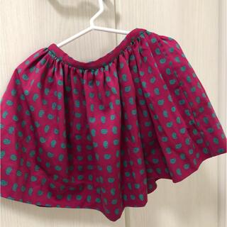 ラルフローレン(Ralph Lauren)の美品ラルフローレン スカート4T(スカート)