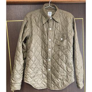 ポストオーバーオールズ(POST OVERALLS)の【アメリカ製】POST OVERALLS キルティングシャツジャケット(シャツ)