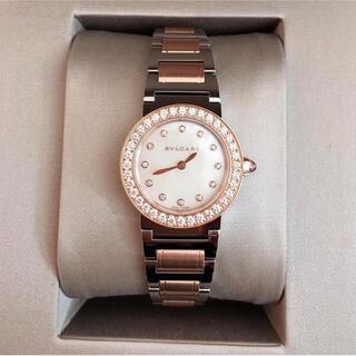 BVLGARI - BVLGARI ブルガリブルガリ ダイヤ 時計