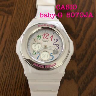 ベビージー(Baby-G)のCASIO カシオ Baby-G  5070JA(腕時計)