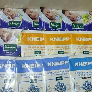 Kneipp - タイムセール!!【送料込】バスソルト 12袋