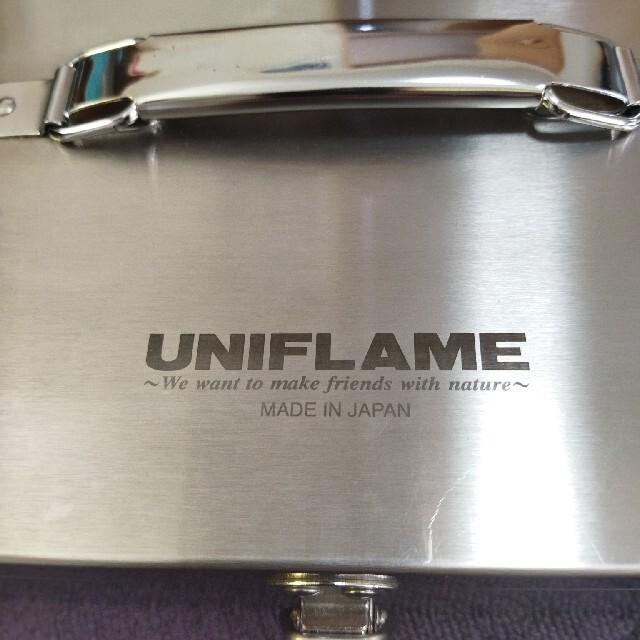 UNIFLAME(ユニフレーム)のユニフレーム スポーツ/アウトドアのアウトドア(その他)の商品写真