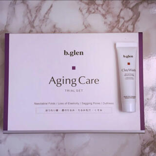 b.glen - b.glen クレイウォッシュ 洗顔料 毛穴ニキビ乾燥 新品送料無料 ビーグレン