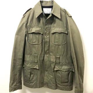 カラー(kolor)のkolor military jacket m-65(ミリタリージャケット)