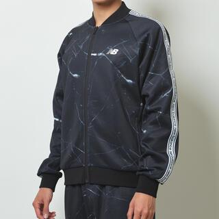 ニューバランス(New Balance)の新品未使用 タグ付き ニューバランス トラックジャケット Sサイズ メンズ(ジャージ)