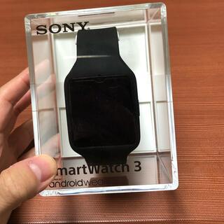 ソニー(SONY)のSony SmartWatch 3 SWR50(腕時計(デジタル))