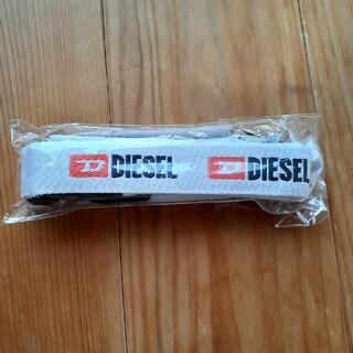 ディーゼル(DIESEL)のDIESEL ネックストラップ 非売品(ネックストラップ)