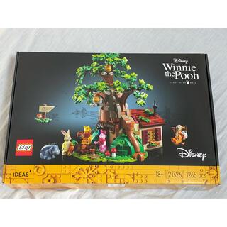 くまのプーさん - 【流通限定商品】レゴ (LEGO) アイデア くまのプーさん 21326 |